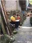 贵州侗族写生3